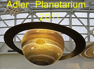 Adler Planetarium 2011 Photo Slide Show