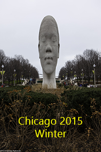 Chicago Winter 2015 Photo Slide Show