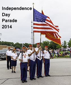 Independence Day Parade 2014 Photo Slide Show