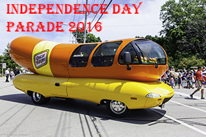 Independence Day Parade 2016 Photo Slide Show