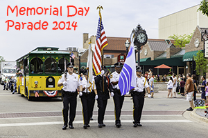 Memorial Day Parade 2014 Photo Slide Show