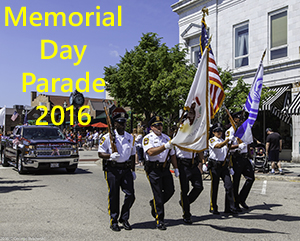 Memorial Day Parade 2016 Photo Slide Show
