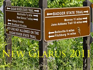 New Glarus 2011 Photo Slide Show