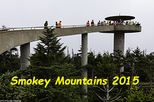 Smokey Mountains 2015 Photo Slide Show