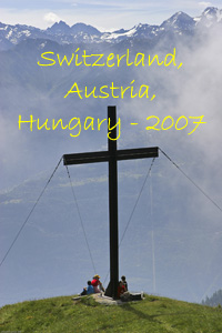 Switzerland, Austria, Hungary Photo Slide Show
