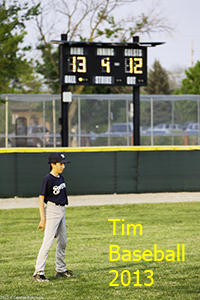 Tim Baseball 2013 Photo Slide Show